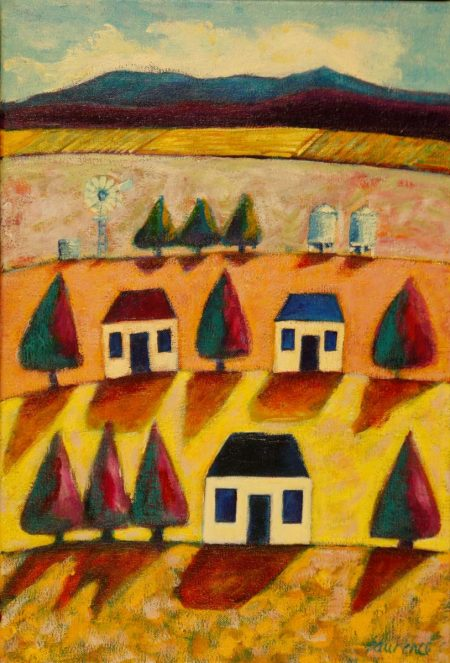 Anita Laurence – Three Cottages