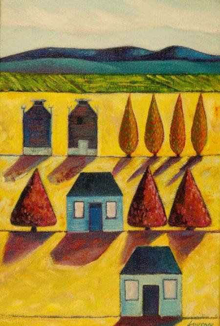 Anita Laurence – Tobacco Farm